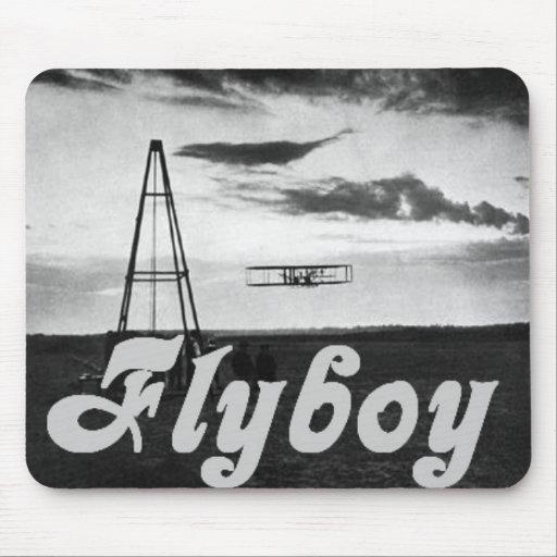 Flyboy Alfombrillas De Ratón