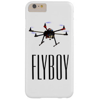 Flyboy hexacopter drone phone case barely there iPhone 6 plus case