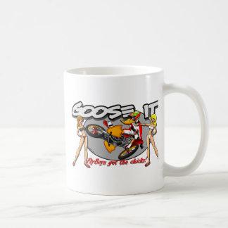 Flyboys Get The Chicks Coffee Mug