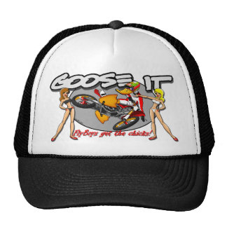 Flyboys Get The Chicks hat