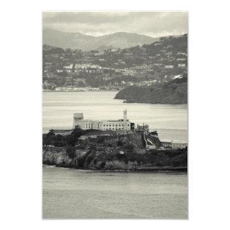 Flyby Alcatraz Island Card