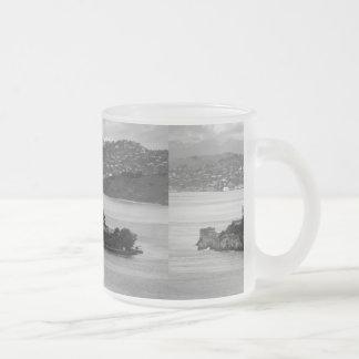Flyby Alcatraz Island Mugs