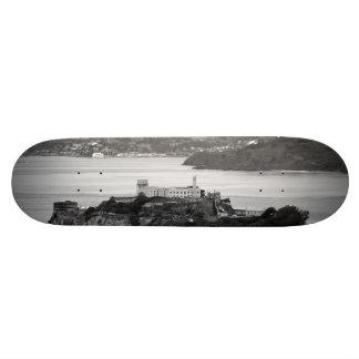 Flyby Alcatraz Island Skateboards