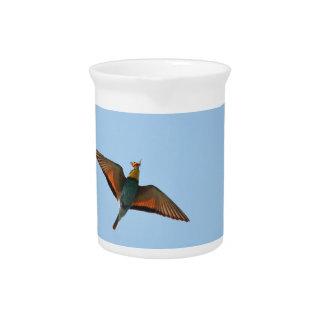 Flycatcher Beverage Pitcher