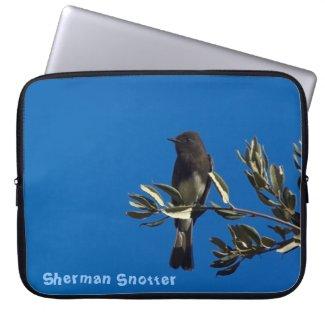 Flycatcher Computer Sleeve