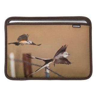 Flycatchers Scissor-Atados (Tyrannus Forficatus) Fundas Macbook Air