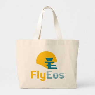 FlyEos_large Canvas Bags