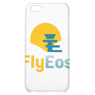 FlyEos_large iPhone 5C Cover