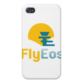 FlyEos_large iPhone 4/4S Cover