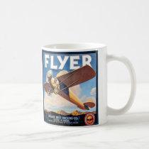 Flyer Coffee Mug