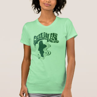 Flyer From Flyhead's First (Green) T-shirts