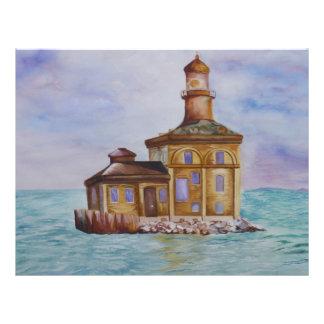 Flyer - Lighthouse