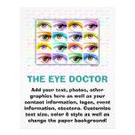 Flyer - Pop Art Eyes