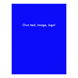Flyer Royal Blue - Dark Blue