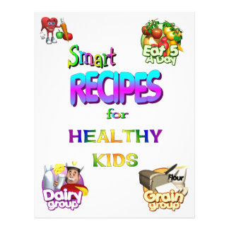 Flyer-Smart Recipes for Healthy Kids Series Flyer