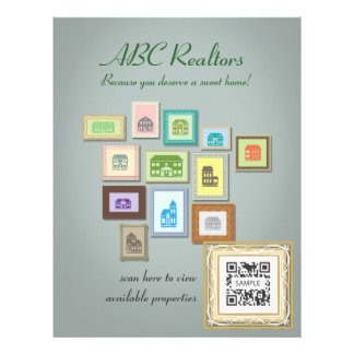 Flyer Template ABC Realty Letterhead