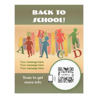 Flyer Template Schools Week