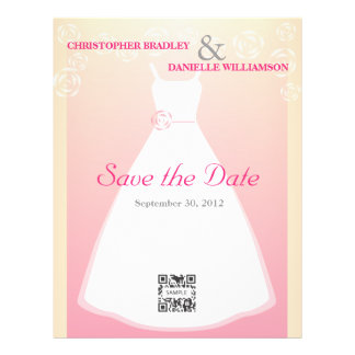 Flyer Template Wedding