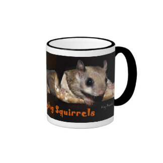 Flyers on a Branch Ringer Mug