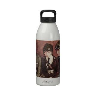 Flyers WWI Silent Film Reusable Water Bottles