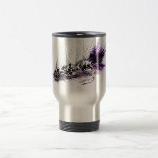 Flyfishing Art Travel Mug