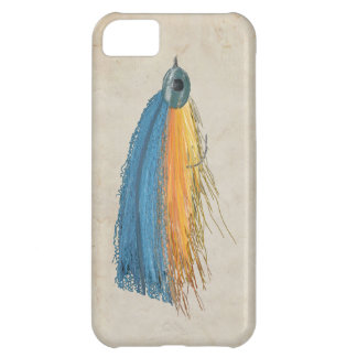 FlyFishing Lure Art Salmon Fly Lure iPhone 5C Cover