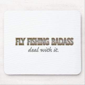 FLYFISHING MOUSE PAD