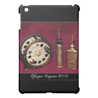 Flyfishing Still-life Cover For The iPad Mini