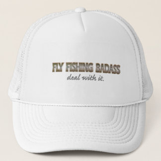 FLYFISHING TRUCKER HAT