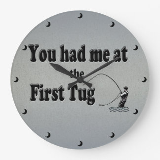 Flyfishing: You had me at the First Tug! Wallclock