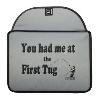Flyfishing: You had me at the First Tug! Sleeves For MacBook Pro