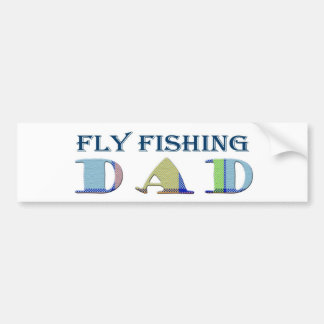 FlyFishingDad Bumper Sticker