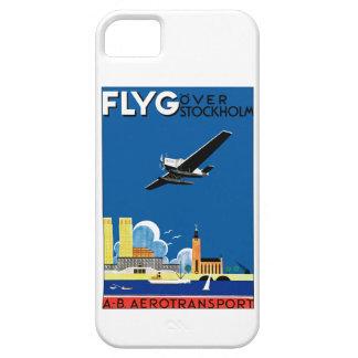 Flyg Over Stockholm iPhone SE/5/5s Case