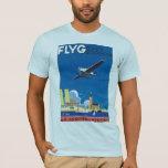 Flyg Over Stockholm T-Shirt