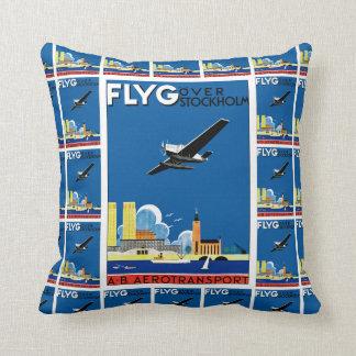 Flyg sobre Estocolmo