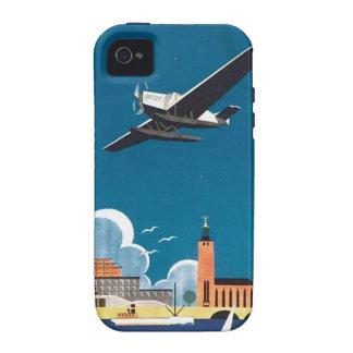 FLYG Stockholm Sweden Case-Mate iPhone 4 Case