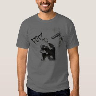 Flyhead Graffiti Stencil Tee Shirts