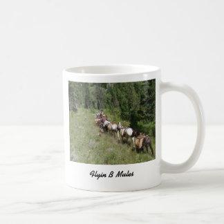 Flyin B Mules Coffee Mug