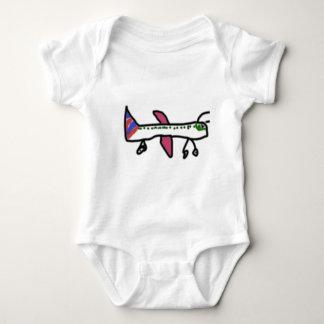 flyin' baby bodysuit