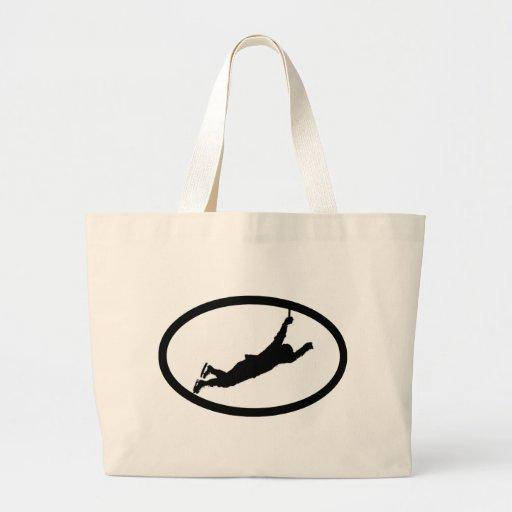 Flyin' Bruin Jumbo Tote Bag