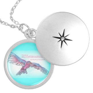 Flying95 Locket Necklace