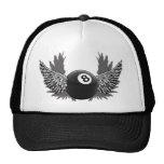 Flying 8ball Hat