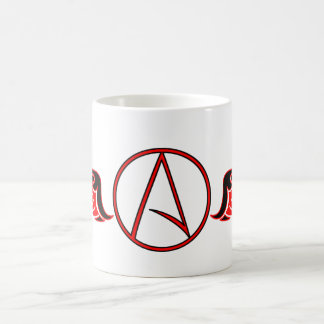 """Flying """"A"""" Coffee Mug"""