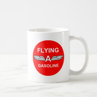 Flying A Gasoline Coffee Mug