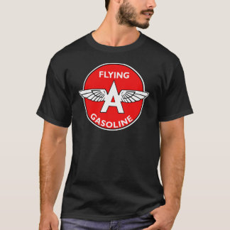 Flying A Gasoline flat version T-Shirt