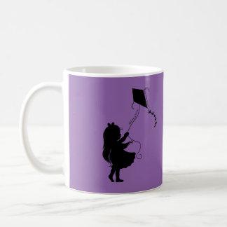 Flying A Kite Coffee Mug