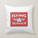 Flying A Service pillow