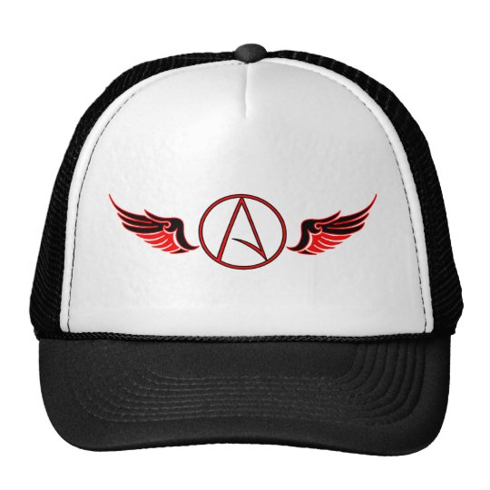 "Flying ""A"" Trucker Hat"