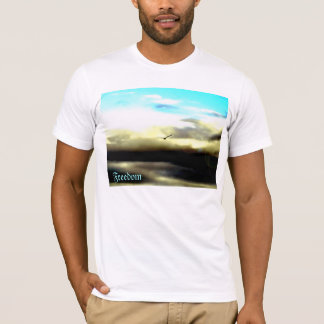 Flying above the Clouds T-Shirt