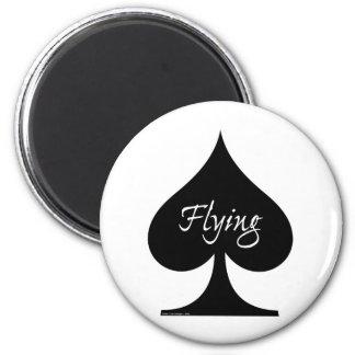 Flying Ace Magnet